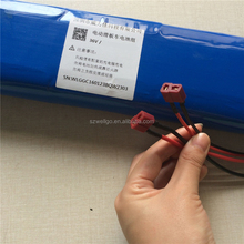 10S4P 36V 8.8 ah Li-ion 18650 battery Pack for e-bike Electric scooter Self Balancing Hoverboard Skateboard