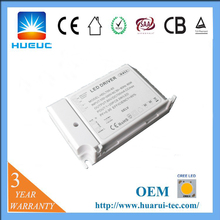 DALI controlling Dimmable 60W 12v switching power supply led driver for indoor