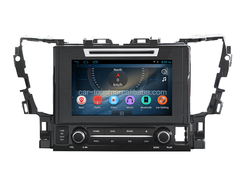 "9"" Car DVD GPS Navigation System With Car Audio for Toyota Alphard 2015- 2016"
