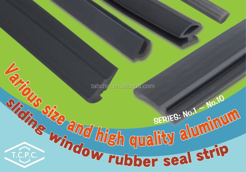 Wholesale best aluminum window plastic gasket weather strip