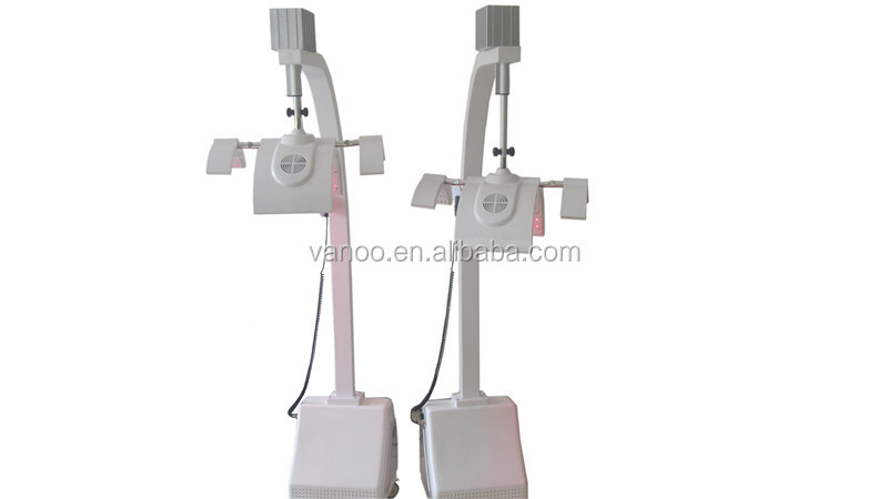 manufacturer to Spa beauty salon clinic hospital used fast light therapy LED&diode laser hair growth machine