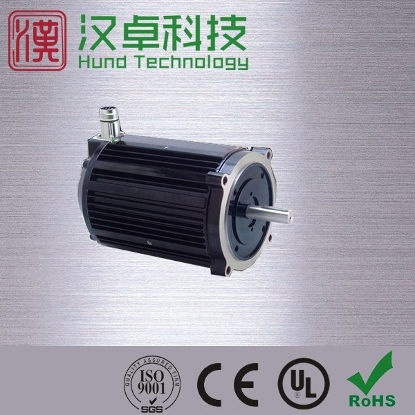100mm high torque make brushless dc motor