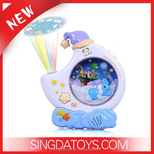 Musical Projector Sleeping Baby Light With Music