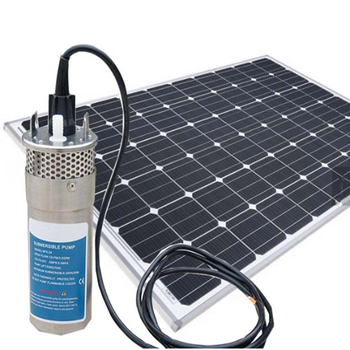 solar water pump system 50hp for garden