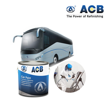 ACB automotive coating auto paint colors