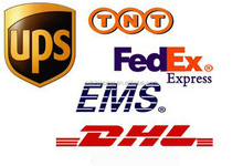 Express service Fedex,tnt,ups,dhl,ems from Shenzhen to Paris france