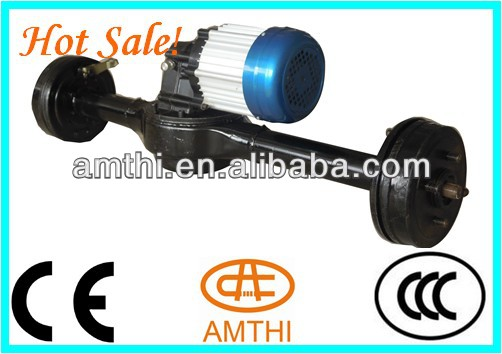 dc motor with gearbox 24v, motor with axle 35km/h 1000w
