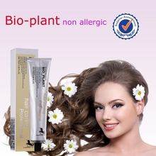 New products non chemical salon msds light ash blonde hair color