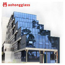 Exterior Window Curtain Building Glass Walls