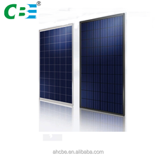 60 cell Polycrystalline silicon sunrise 250w pv solar panels for sunpower system