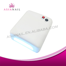 Colorful Eco-Friendly Customized Made 36W Uv Lamp Light Gel Curing Nail Dryer
