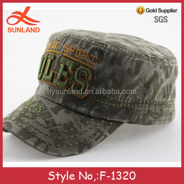 F-1320 new army green military hard hat with names outdoor sports caps