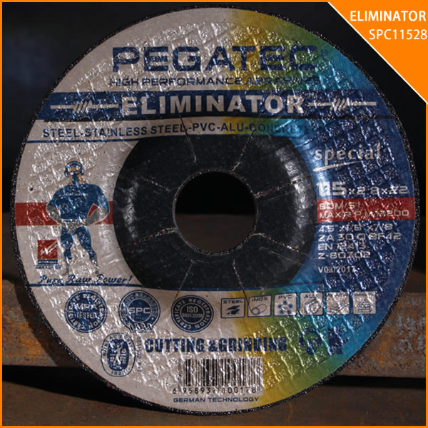 cut-off disc 115X1X22.2 EN12413 Resin Abrasive disc Cutting Discs for all material