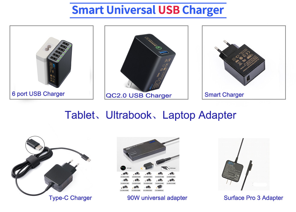 2016 new arrival GS CB CE FCC RoHS certification 65W universal laptop adapter with slim mould