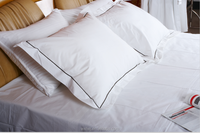 Hotel bed linen,hotel design project,hotel textile supplier protector