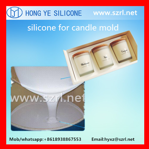 rtv liquid silicone for Palm Wax Candles