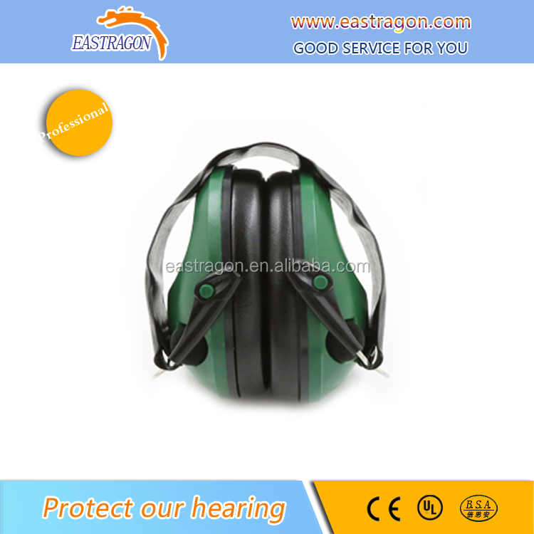 Safety Hearing Protector with FM Radio Ear Muff Nrr