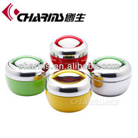 Charms Stainless Steel Dinnerware Food Warming Box