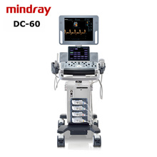 Mindray ecografo dc 60 used color doppler ultrasound