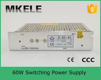 S-60-15 single output 60w 15v4a switching power supply dc 15 v power supply 15v 4a switching power supply