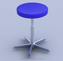 China cheap price Lab stool, pupolar lab chair, China reliable lab furniture supplier with OEM & ODM design, hot sale lab stool