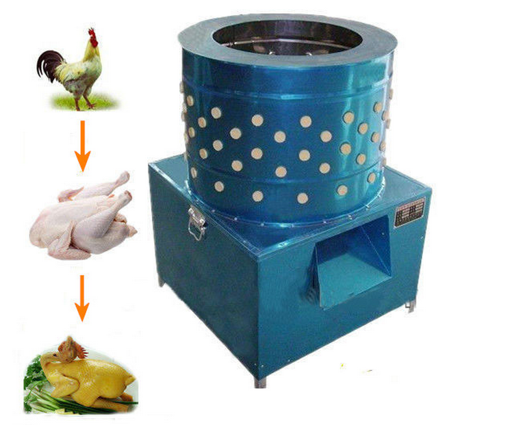 Best price ZH-50 poultry depilator chicken plucker 50 with best quality