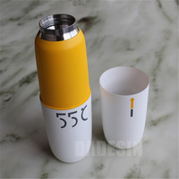 top quality OEM stainless steel cup prototype with perfect surface treatment