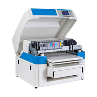 Haiwn T600 Digital Dtg T Shirt Printing Machine A2 Size T-shirt Printer With CE Certification