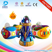 Carnival amusement ride game self control plane kiddie ride helicopter ride with factory price