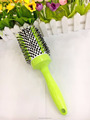 Professional ceramic heat resistant hair brush J096