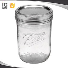 preserving jars/glass canning jars/canning bottles