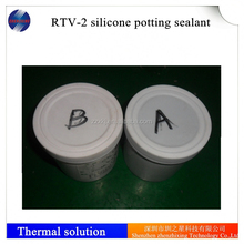 AB glue silicone sealing sealant for electronics