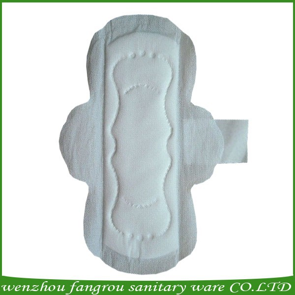 Cotton cover Sanitary napkin female napkin,sanitary napkin side effects