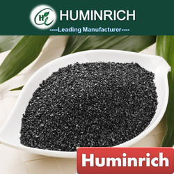 Huminrich Rich In Humified Organic Matter Shiny Crystal Humic Acid Potassium Soil Amendments