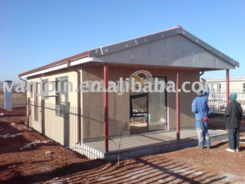 Low price Prefabricated wooden house(professional manufacturer)