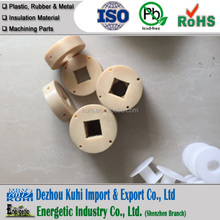 Custom PA66 GF30 part/machined PA66 plastic part manufacturer