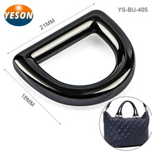 China Manufacturer Gunmetal Metal D Ring Hardware
