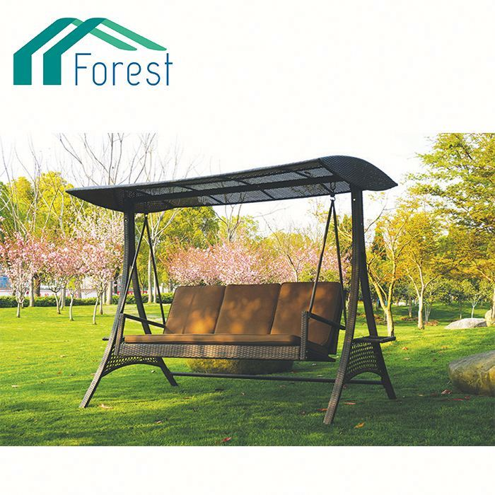 Factory Price Cost Effective double chair swing