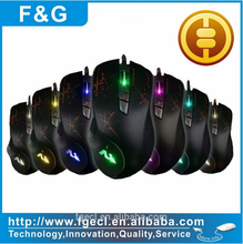 2017 New Ergonomic Optical USB Engraved Gaming Mouse Computer Mouse for gaming
