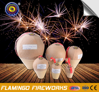 Chinese Nice 4 inch display shells fireworks for sale