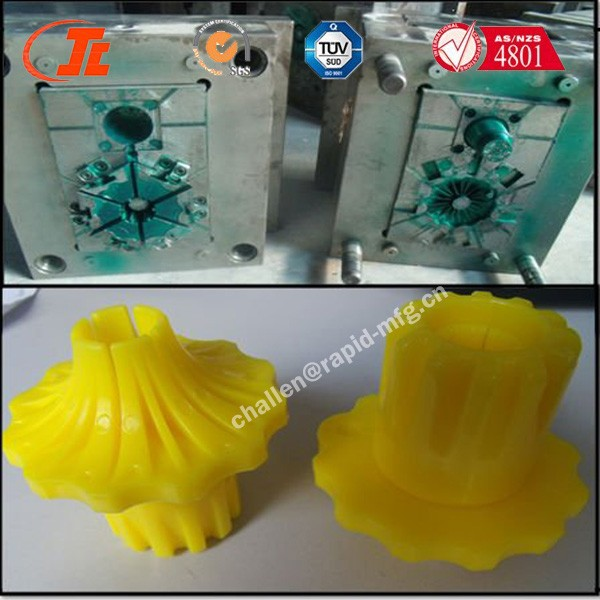 Custom ABS/PC/PMMA/POM plastic injection molding service