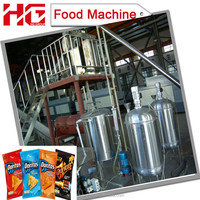 China gas Corn Crisp making machine