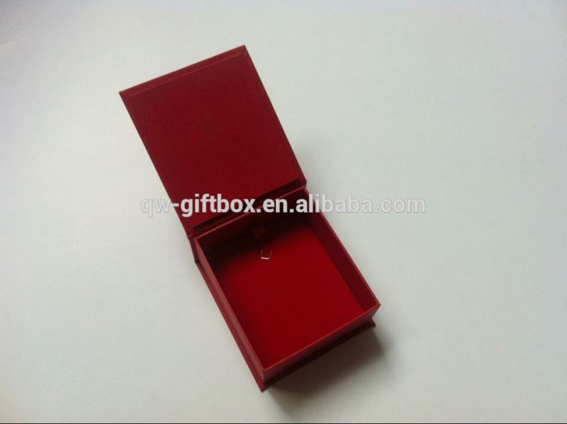 good Quality Watch and Jewelry Box with Pocket inside