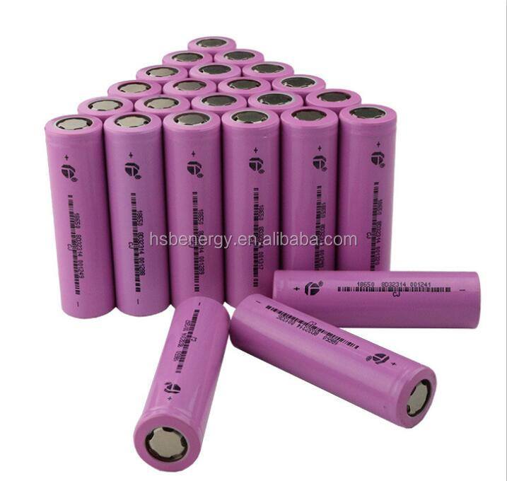 wholesale 3.7v 18650 Battery Cell Rechargeable Battery Cell 2600mah 3.7v For Torch Ebike Cell Powerbank