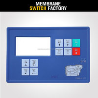 touch membrane switch panels for sale and custom graphic overlay