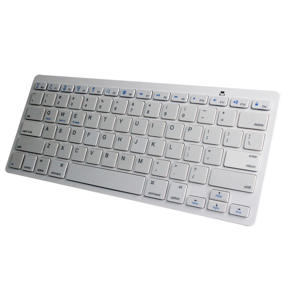 2017 computer 78keys keyboard multi language for IOS windows Android
