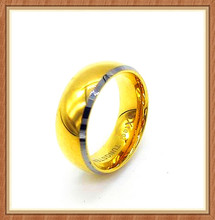 Pretty Jewelry Comfort Fit Tungsten Carbide Steel rings ,Party Gift Jewelry ,Wedding Tungsten Carbide Steel Rings