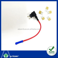 Taiwan Made blade fuse holder micro I I fuse type battery link fuse holder