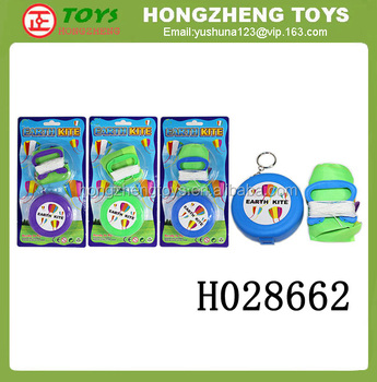 New product made in china Good quality cheap kite funny kids cloth pocket kite power kite for wholesale H028662