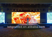 Full color indoor P6 LED video wall